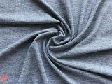 衣服のためのカチオンのしまのあるジャカードポリエステルスパンデックスの伸縮織物