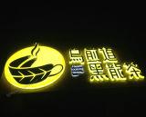 Luz especial de carta LED com design especial
