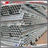 Tubi d'acciaio galvanizzati del TUFFO caldo ERW per gli alberini della rete fissa