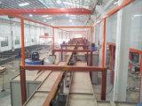 Terminar la línea de capa inoxidable del polvo de la placa de acero