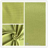 Tessuto di stirata a strisce dello Spandex del jacquard del poliestere per l'indumento