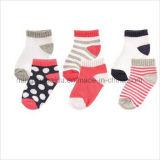 Младенец Socks Newborn носки хлопка мальчика девушки теплые и толщиные смешные