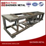 Proceso por encargo del metal de soldadura automática del depósito de gasolina del sostenedor del bastidor base de la fabricación de metal de hoja