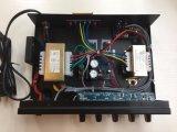 Amplificador de mistura de C-Yark com carcaça preta do metal