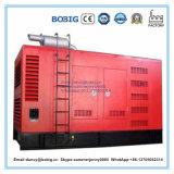 generatore diesel di elettricità del gruppo elettrogeno 1000kVA alimentato da Cummins Engine