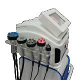 Corps multifonctionnel de la cavitation rf 4in1 de Lipolaser de vide amincissant la machine