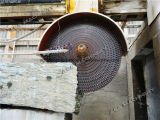 Dq2500 het Blok die van de Snijder van de Steen het Graniet die van de Machine maken MultiBladen snijden