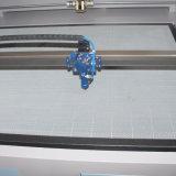 Laser Cutter met omhoog-Down Work Table voor Sponge Cutting (JM-1080h-SJ)