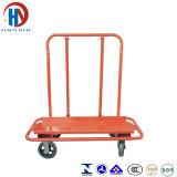 高品質300kgs容量の鋼鉄乾式壁のカート