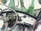 2016 capacidade quente Zl08f do carregador 0.8ton da roda da maquinaria agricultural da venda com Ce