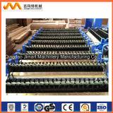 Machine à cartes de laines industrielles de grande capacité utilisée dans la ligne de rotation