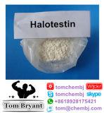 99.25% polvo sin procesar de Halotestin del esteroide anabólico de la pureza elevada