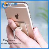 De Tribune van Handphone van de Manier van de Ring van de vinger, Houder van het Onthaal van het Embleem van de Douane van de Fabriek van China