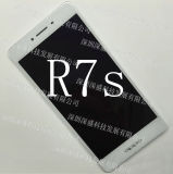 Affissione a cristalli liquidi dello schermo di tocco del telefono mobile per l'Assemblea del convertitore analogico/digitale dello schermo di tocco della visualizzazione di Oppo R7s