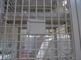 Schweißungs-Zelle-/gute Luft-Permeabilitäts-Stahlmaschendraht-Schließfach/Rahmen