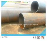 Tubos de acero soldados A53 de carbón de ASTM