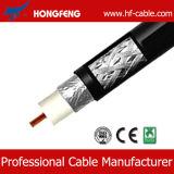 Напольный кабель Rg11 передачи CATV оптически
