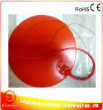 Heizungs-Silikon-Gummi-Heizungs-Durchmesser 300*1.5mm 240V 500W des Drucker-3D