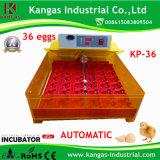 Mini incubateurs d'oeufs de canard (KP-36)