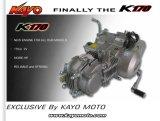 Motore K170 del motociclo per la corsa della bici del pozzo