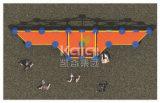 Het Spel van de Reeks van de Kubus van Fysieke Rubik van Kaiqi met Diverse Bouw, het Beklimmen, Glijdende Manieren (KQ60147C)