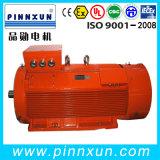 El hierro echó el motor compresor eléctrico trifásico (B3 37kw IP5)