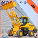 carregador da roda 1.2ton, Forklift com Ce, Backhoe chinês para a venda, máquina da construção