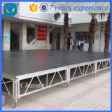 Sale를 위한 사용된 Aluminum Frame Movable Concert Stage