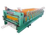 Machine à feuilles ondulées à double couche automatique