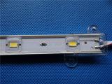 Impermeabilizzare l'indicatore luminoso di striscia dei 5050 LED con il tubo di gomma