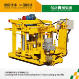 Bloc plein constituant le groupe de machines de la citation Qt40-3A Dongyue de machine