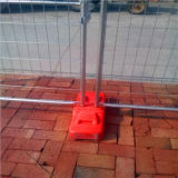 ASTM 4678 de Gegalvaniseerde Tijdelijke Omheining van Australië die voor Bouwwerf wordt gebruikt