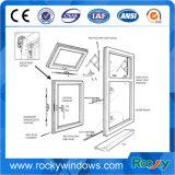 Windowsおよびドアを作る6063のT5アルミニウムガラス窓の合金のプロフィール