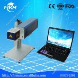 Máquina caliente de la marca del laser del CO2 de la impresión por láser de la venta de la fuente del Ce para el no metal