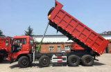 4 assi 8X4 resistente 40 tonnellate di Lotty di autocarro con cassone ribaltabile autocarro con cassone ribaltabile di 40 T
