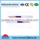 Câble isolé par PVC de cuivre du conducteur BVV