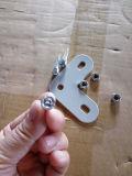 Gekerbte Winkel-Eisen-Hochleistungsfach-Zahnstange