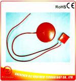 110V 600W Diameter 260mm Silicone Electric Circular Heater