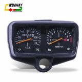 Ww-7210 het Instrument van de Motorfiets Cg125, 12V, ABS Snelheidsmeter