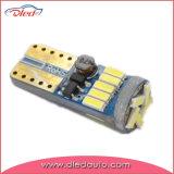 고품질 계기반용 등 4014 T10 LED 차 빛