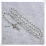 水晶ビードの数珠(IOcr255)