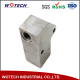 CNC van het Staal van de Precisie van de douane Malen die Mechanisch Deel machinaal bewerken