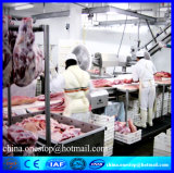Halal Goat Slaughter Abattoir Assembly LineかMutton Chops Steak SliceのためのEquipment Machinery