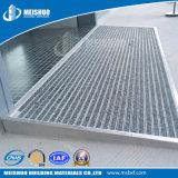 Estera de aluminio de la entrada del suelo antirresbaladizo popular 2015
