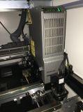Он-лайн машина маркировки лазера волокна низкой цены для металла/гравировального станка пластичного/стеклянного лазера
