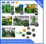 Hoog Automatisch Afval/de Gebruikte Machine van de Maalmachine van de Band van de Machine van de Productie van het Recycling van de Band met SGS van Ce ISO9001