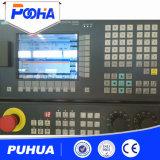 Máquina hidráulica de la prensa de sacador de la torreta del CNC (AMD-357)