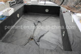 Wide Width Rubber EPDM Waterproofing Sheet / Roofing Membrane / Pond Liner