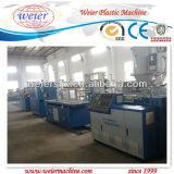 Máquina ecológica de la protuberancia del perfil del certificado WPC del Ce