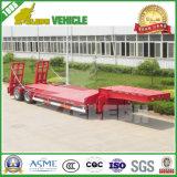 3 Aanhangwagen van de Kraan van het Vervoer van het Dek van de Lading van assen de Lagere